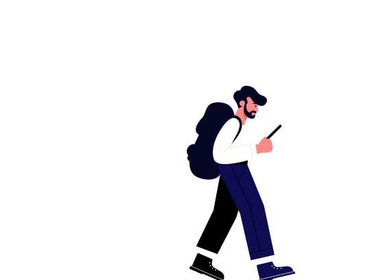 walkin-visitrack